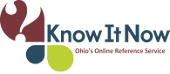 KnowItNow24x7 Logo with phrase Answering your question online anytime. Link goes to outside website.